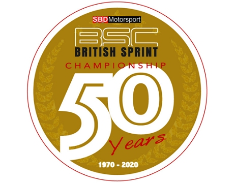 British Sprint Championship 50th Anniversary